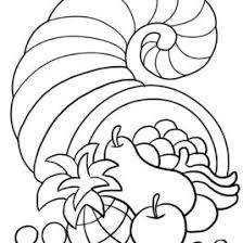 Thanksgiving Coloring Pages Images Archives