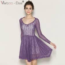online get cheap purple short evening party dress aliexpress com