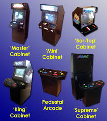 4 Player Arcade Cabinet Blueprints by Need Showcase Arcade Cab Plans