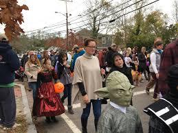Greenwich Village Halloween Parade Street Closures by Halloween Parades