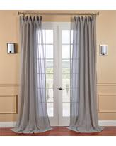 Annas Linens Curtain Panels by Sheer Curtains U0026 Drapes Bhg Com Shop