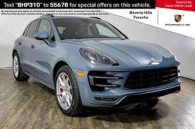 Porsche Macan For Sale Nationwide - Autotrader