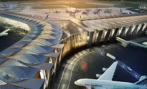 Kansai Airport Sinking 2015 by Propuesta Nuevo Aeropuerto Internacional De La Ciudad De México