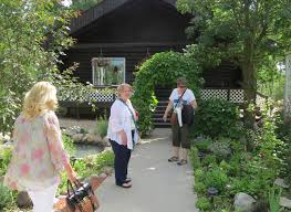100 Backyard Tea House Pink Ivy Tea House What Next