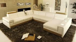 canape panoramique design canapé panoramique cuir seattle canapé d angle en cuir 7 personnes