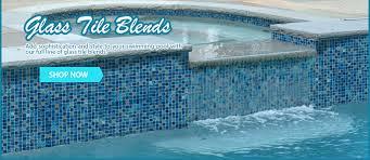 blue water pool mosaics swimming pool mosaic tiles