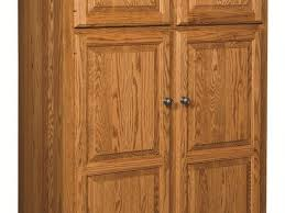 Stand Alone Pantry Closet by Free Standing Kitchen Pantry Cabinet Inspiration Idea Kitchen