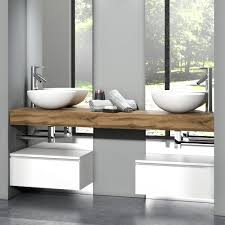 moderne badezimmer komposition mit doppelwaschbecken made in italy yoyo