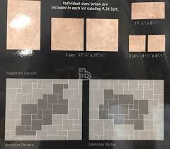 versailles tile pattern eye catching tile patterns create any