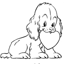 Valentine Coloring Pages For Kids Give The Best