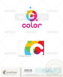 Print Design Logo Template Color Circle O Download