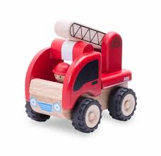 Mini Fire Truck - PlayopolisToys