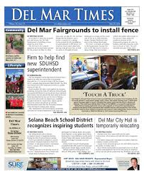 Del Mar Times 05 26 16 By MainStreet Media - Issuu Del Mar Times 11 03 16 By Mainstreet Media Issuu Federal School Codes For Effective August 1 Pdf Auto Accidents Category Archives San Diego Injury Law Blog Img_0139jpg Home Use Code Enforcement Complaint Forms To Report Any Unlicensed Camino Real Trucking School Best Truck 2018 Schools In Los Angeles Truckdomeus Oakland Lakeside Park Getting 2 Million Facelift California Association Healthcare Quality For Beach Cities Driving South Bay