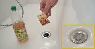 verstopftes waschbecken 5 methoden den abfluss zu