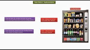 Java Decorator Pattern Simple Example by Java Ee State Design Pattern Implementation Vending Machine