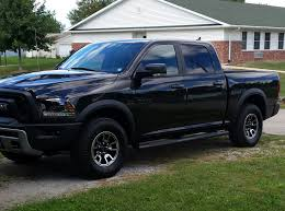 Ram Rebel Modifications And Accessories - Ram Rebel Forum