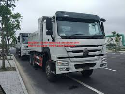 6x4 EuroII Heavy Duty Dump Truck 10 Roda 371HP LHD 10 - 25 CBM 30 ...