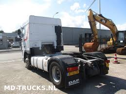 DAF XF 105 410 Manual Retarder - MD-Trucks