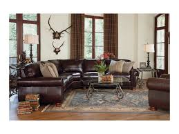 Thomasville Leather Sofa And Loveseat by Thomasville Leather Choices Benjamin Leather Select 3 Piece