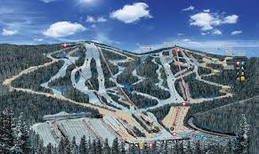 Blue Mountain Resort Ski Resort Guide Location Map & Blue