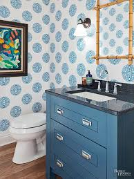 Paint Color For Bathroom With Almond Fixtures by Stylish Bathroom Color Schemes