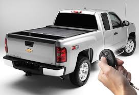 roll n lock e series remote control truck bed cover