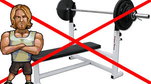 Bench Press 5 Biggest Bench Press Mistakes