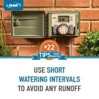 Orbit Hose Faucet Timer Wont Turn Off by Orbit Irrigation Conservation Resources
