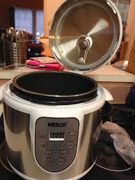 Bed Bath Beyond Pressure Cooker by Tracy Cooks In Austin The New Nesco Pressure Cooker