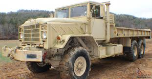 100 Army 5 Ton Truck 6x6 Ton Military Cargo Truck 20 Ft Flat Bed