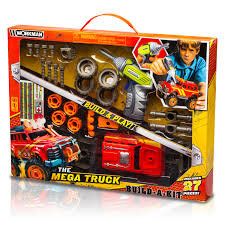 Shop Workman ''Build Your Own'' Off Road Mega Truck Kit - Free ... World Of Truck Build Your Own Cargo Empire 1085 Apk Download Commercial Leasing Bayshore Ford Sales Want To Mack Anthem You Can On A Much Smaller Amazoncom Discovery Kids Dump Toys Games Legacy Power Wagon 4dr Cversion Dodge I2342 Peterson Trucks Your Own Truck Storage System And Tiedown Rack F150 Halo Sandcat Yes The Fast Lane Monster Trucks Sticker Book At Usborne Childrens Books 2015 Buildyourown Feature Goes Online Motor Trend