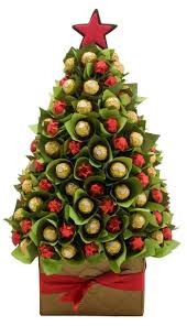 Ferrero Rocher Christmas Tree Diy by 153 Best Chocolate Bouquets Images On Pinterest Chocolate