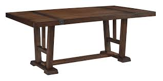 Picture Of Zenfield Rectangular Dining Room Table