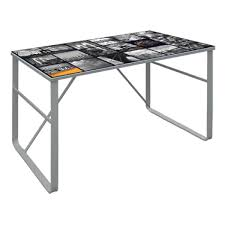 bureau avec tr eaux plateau verre pour bureau cheap plateau bureau verre bureau en