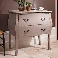 Taupe French Style Chest Of Drawers From Notonthehighstreet