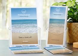 Brochure Printing Bi Fold Tri Brochures Vistaprint