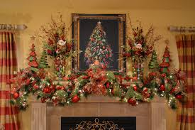 Michaels Pre Lit Christmas Trees by Kristen U0027s Creations My Christmas Mantle