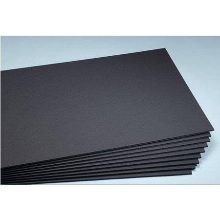 "Elmer's 40"" x 60"" x 3/16"" Thick Foam Board Black 25BX"