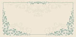 Wedding Invitation Card Background Image