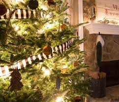 DIY Twig Tree Christmas Ornament