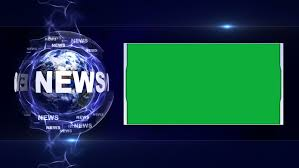 Simple Abstract Pink Background NEWS Text Animation And Earth Loop 4k Breaking News Style Rotating