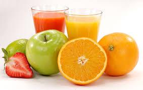 ดื่มน้ำผลไม้