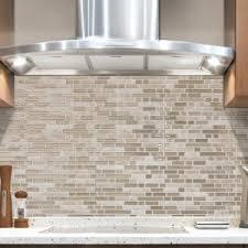 Peel And Stick Glass Subway Tile Backsplash by Peel And Stick Backsplash Tile Luxury Gray Kitchen Style Ideas