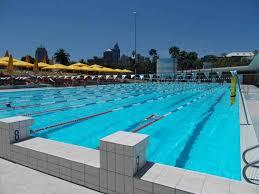 Olympic Swimming Pool Depth