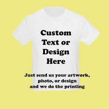custom toddler shirt personalized artwork