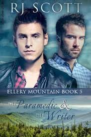 The Paramedic And Writer Ellery Mountain Book By