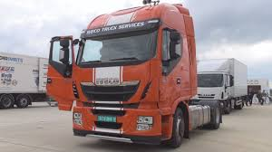 100 Iveco Truck Stralis 500 E6 HiWay Tractor Exterior And Interior