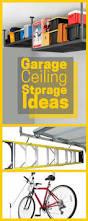 Racor Ceiling Mount Bike Lift Instructions by Best 25 Garage Ceiling Storage Ideas On Pinterest Overhead