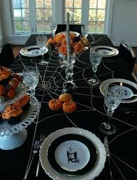 Halloween Table Decorating Ideas Decorations That Will Bring Out The Mood Decoration Is Essential