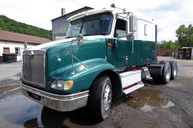 2005 International 9200I Tandem Axle Sleeper Cab Tractor For Sale By ...